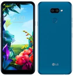 LG K40S DS Kék Okostelefon (LMX430EMW.AHUNBL)