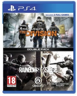 Tom Clancy´s Rainbow Six Siege + The Division PS4