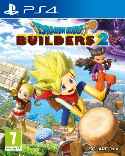Dragon Quest Builders 2 PS4 előrendelés