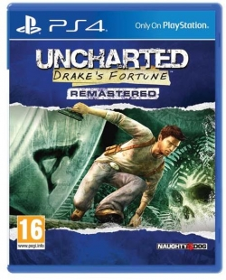 Uncharted: Drake´s Fortune PS4