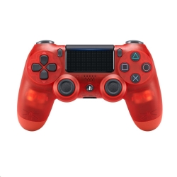 Playstation 4 (PS4) Dualshock 4 V2 piros