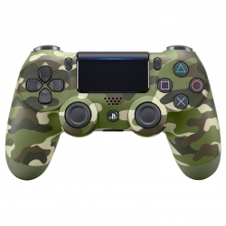Playstation 4 (PS4) Dualshock 4 V2 zöld terepszínű