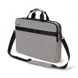 Dicota Slim Case Plus Edge 14 - 15.6 Notebook Táska Szürke (D31523)