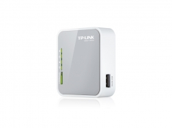 TP-LINK  TL-MR3020 3G/4G wireless N-es router
