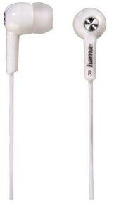 Hama Basic fehér headset (135616)