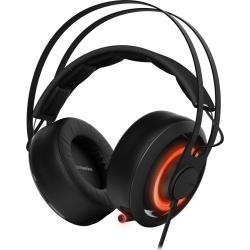 Steelseries Siberia 650 fekete mikrofonos gamer fejhallgató (51193)