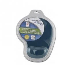 ESPERANZA EA137B zselés csuklótámaszos kék egérpad