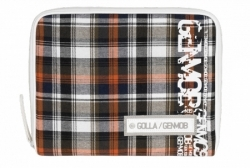 Golla Glasgow Plaid iPad 2/3 plédmintás tablet tok (101608/G1306)