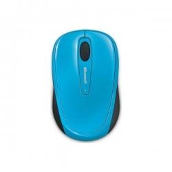Microsoft 3500 wireless Blue BlueTrack kék-fekete egér (GMF-00271)