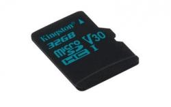 Kingston 32GB microSD Class U3 UHS-I 90R/45W Memóriakártya (SDCG2/32GBSP)
