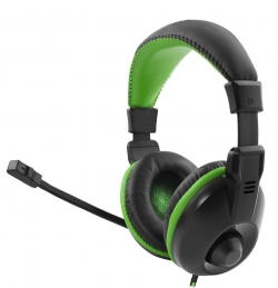 ESPERANZA ALBATROS STEREO HEADPHONES WITH MICROPHONE FOR GAMERS(EGH320)