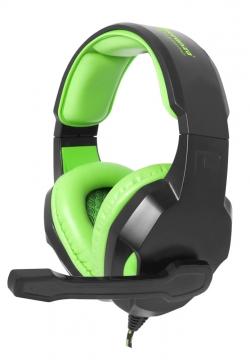 ESPERANZA STEREO HEADPHONES WITH MICROPHONE FOR GAMERS COBRA(EGH350G)