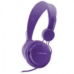 ESPERANZA Sztereó fejhallgató (lila) (EH148V)