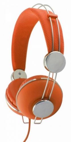 ESPERANZA MACAU sztereó fejhallgató narancs  (EH149O)