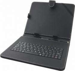 ESPERANZA 9,7'' Univerzális tablet tok + billentyuzet (angol)(EK124)
