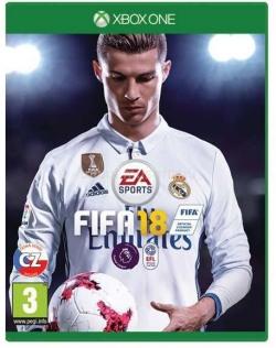 FIFA 18 (Xbox One) HU játékszoftver (1034498)