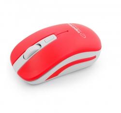 Esperanza URANUS 4D USB vezeték nélküli egér 2.4GHz (fehér/piros) (EM126WR)