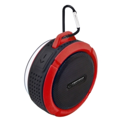 ESPERANZA COUNTRY BLUETOOTH SPEAKER BLACK-RED(EP125KR)