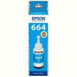 EPSON PATRON - T6642 (L100/L110/L200/L210/L300/L355/L550/L1300, 70ML, KÉK)