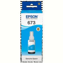 EPSON PATRON - T6732 (L800/L1800, 70ML, KÉK)