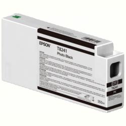 EPSON PATRON SINGLEPACK PHOTO BLACK T824100 ULTRACHROME HDX/HD 350ML