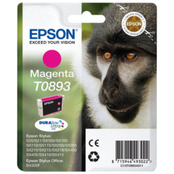 EPSON PATRON STYLUS S20/SX100/SX105/BX300F, PIROS (MAGENTA)