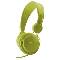 ESPERANZA Sztereó fejhallgató, zöld (EH148G)