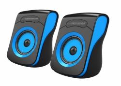 ESPERANZA FLAMENCO USB STEREO SPEAKERS 2.0  (EP140KB)