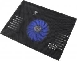 ESPERANZA SOLANO 15,6'' fekete notebook hűtő (EA142)