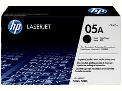 HP 05A fekete toner (CE505A)