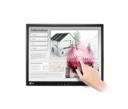 LG 19MB15T-I-AEU 17'' érintőképernyős Led monitor