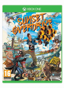 Microsoft Sunset Overdrive (Xbox One) Játék (3QT-00044)