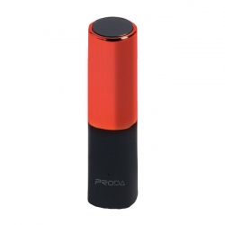 Proda Lipmax 2400 mAh bordó PowerBank (PRODA_305)