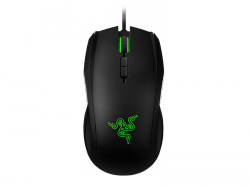 RAZER Taipan Expert Ambidextrous USB lézer fekete-zöld gamer egér (RZ01-00780100-R3G1)