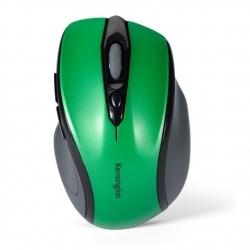 Kensington  Pro Fit ''M'' wireless optikai smaragdzöld egér (K72424WW)