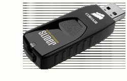 Corsair Voyager Slider 128GB Pendrive (CMFSL3B-128GB)