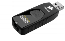 Corsair USB Flash Voyager Slider 32GB Pendrive (CMFSL3B-32GB)