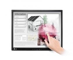 LG 19MB15T 19'' érintőképernyős Led monitor