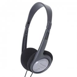 Panasonic RP-HT030E-H fekete-szürke fejhallgató