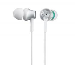 SONY MDR-EX110LPW fehér fülhallgató