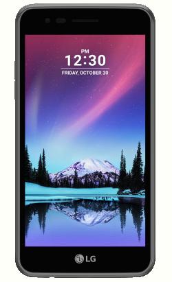 LG K4 2017 DS Titánium Okostelefon (LGM160E.AHUNTN)