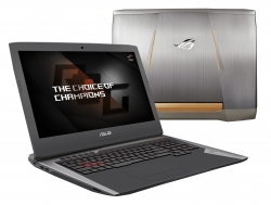 Asus Rog G752VM-GC006D Notebook