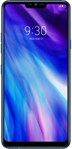 LG G7 Fekete Okostelefon (LMG710EM)