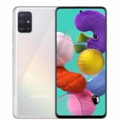 Samsung A515F GALAXY A51 Fehér 128GB Dual Okostelefon (SM-A515FZKVEUE)