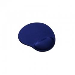 Gembird MP-GEL/40 zselés csuklótámaszos kék egérpad