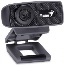 Genius Facecam 1000X_V2 Fekete Webkamera (32200223101)