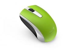 Genius ECO-8100 wless újratölthető zöld egér (31030004404)