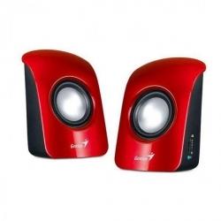Genius SP-U115 2.0 Piros Hangszóró  (31731006101)