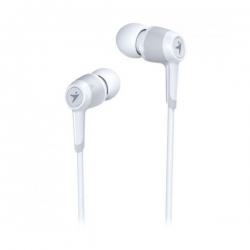 Genius Fülhallgató - HS-M225 (3.5mm Jack, mikrofon, fehér)
