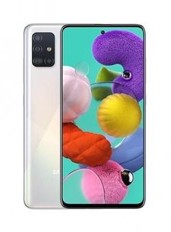 Samsung A715F GALAXY A71 Ezüst 128GB Dual Okostelefon (SM-A715FZSUXEH)
